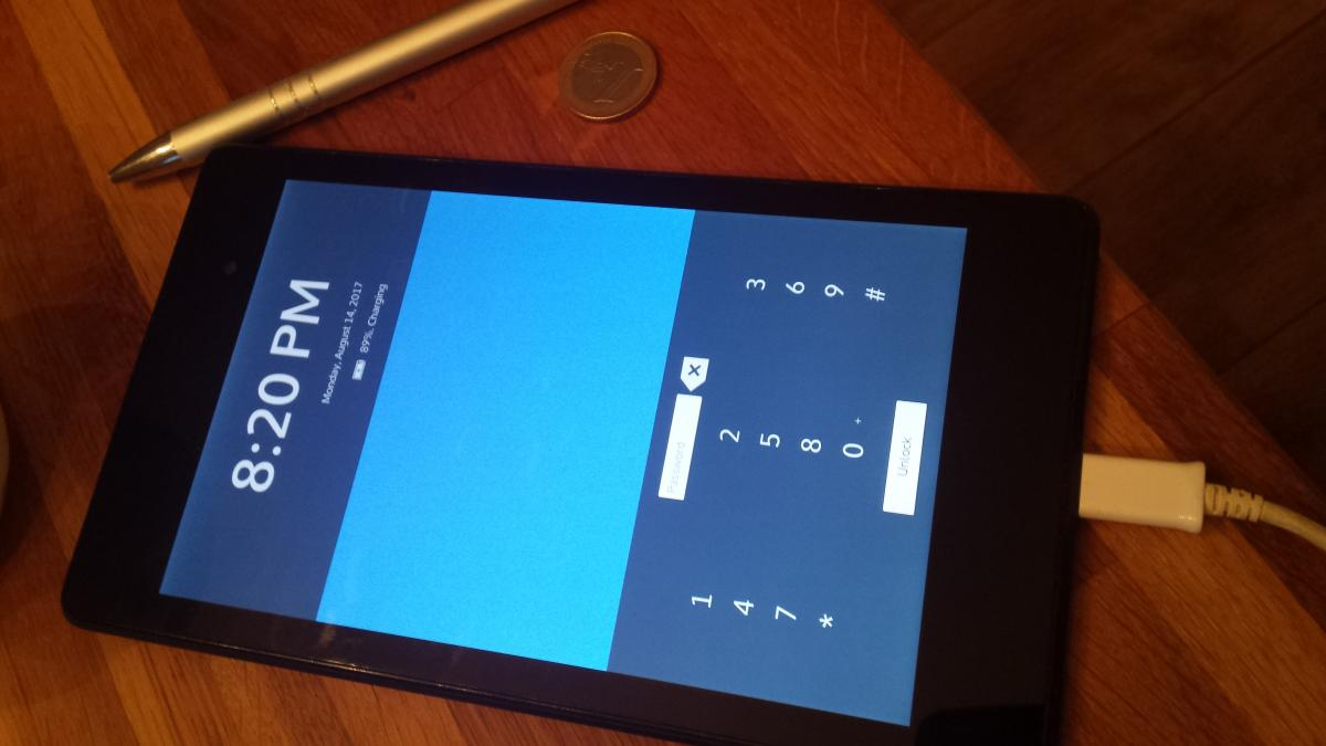 Porting Halium to Nexus 7 deb | UBports Forum
