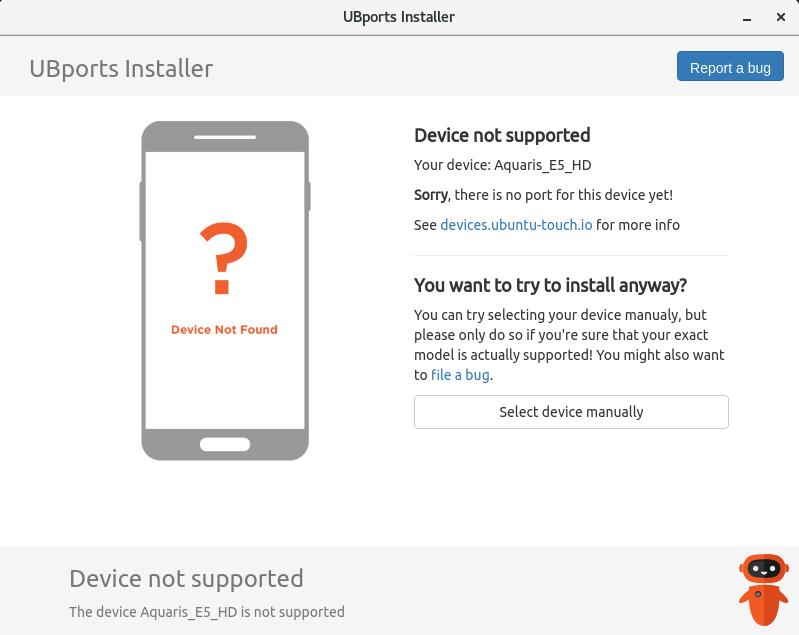 SOLVED: BQ E5 back to Ubuntu Touch | UBports Forum