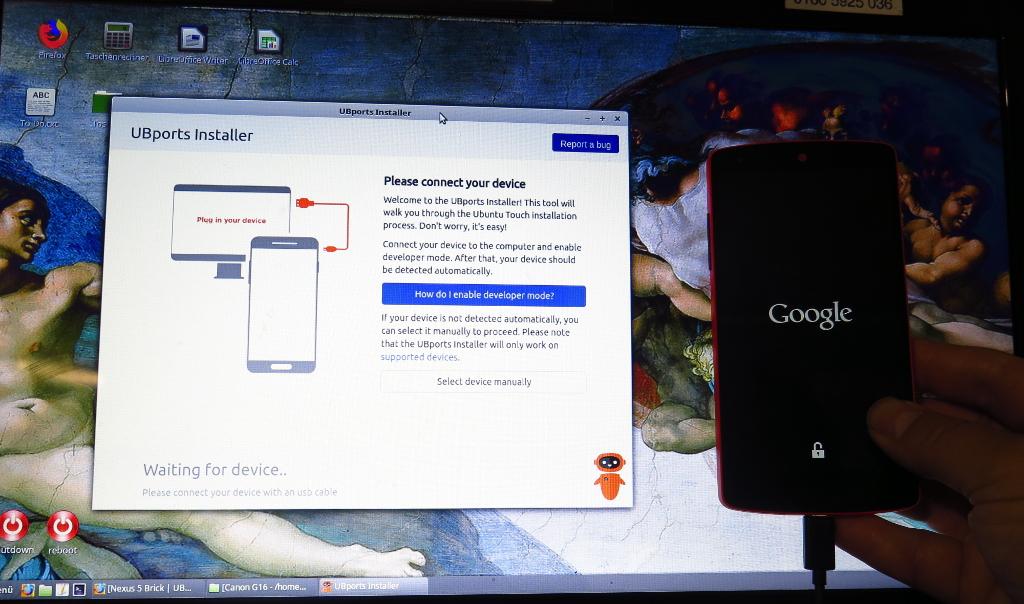 Nexus 5 Brick | UBports Forum