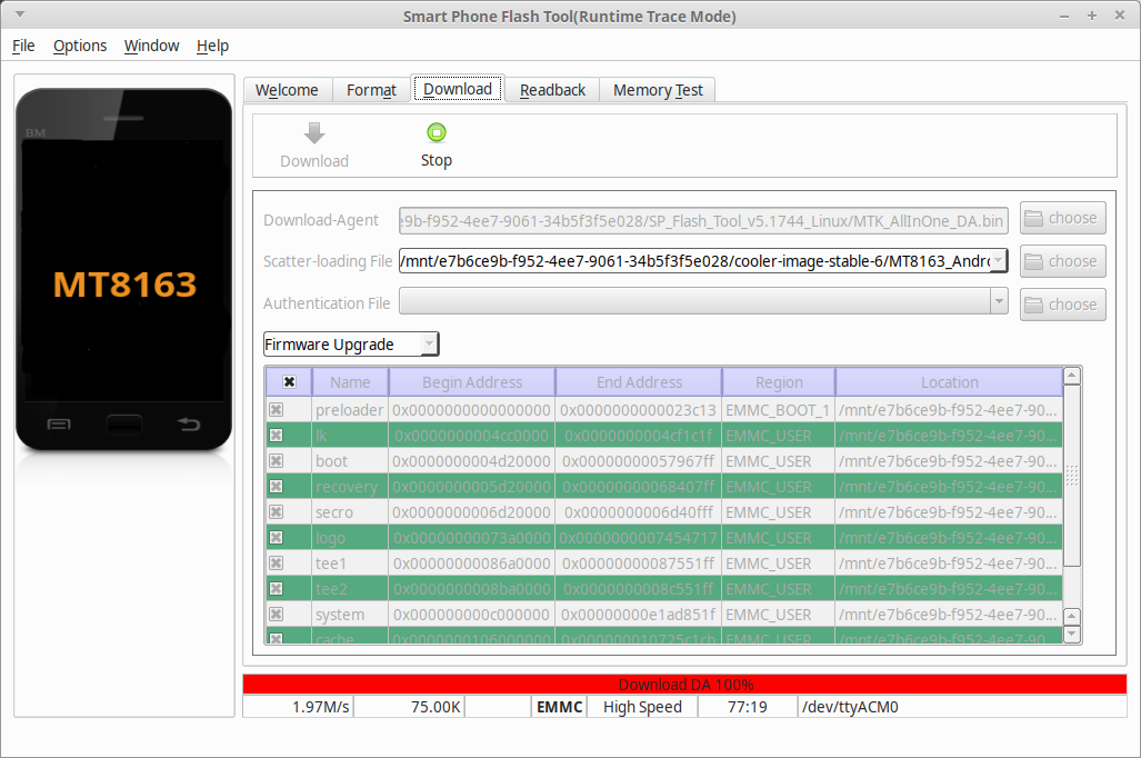 1Smart Phone Flash Tool(Runtime Trace Mode)_555.png